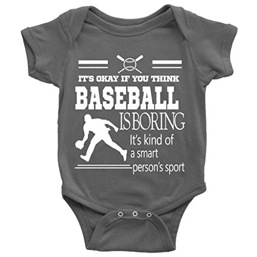 I'm A Baseball Player Baby Bodysuit, If You