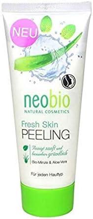Neobio Peeling Crema Facial Fresh Skin 120 g