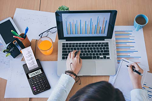 Casio HR-10RC Printing Calculator