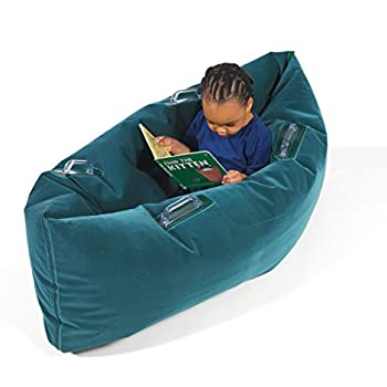 Beau Abilitations Inflatable PeaPod Junior, 48 Inches, Vinyl, Green