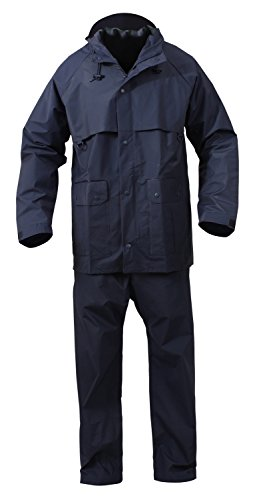 2 Piece Rainsuit Coat - 2