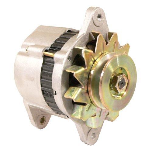 DB Electrical AHI0075 New Alternator For Massey Ferguson Mf1030 Mf1035 Mf1040, Allis Chalmers Farm Tractor 5020 5030, Deutz-Allis 5220,Yanmar Engine Marine LR135-126 LR135-58 LR135-58B 5001810100