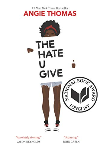 The Hate U Give (Best Selling Ya Novels)