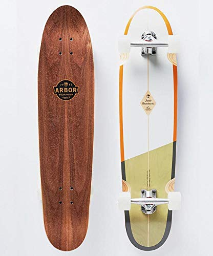 - lordofbrands Skate Skateboard Longboard Arbor Foundation Bug 36