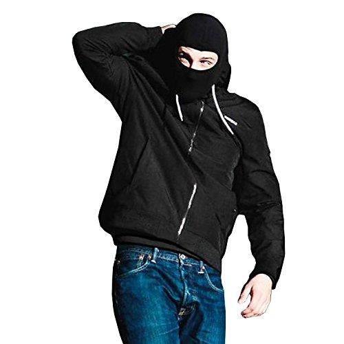 Nero Pg Wear Pg Pg Uomo Wear Giacca Uomo Nero Giacca Wear Sawqdva