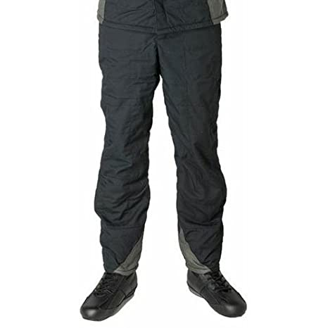 Black, XX-Large G-Force Mens Multi Layer Pant