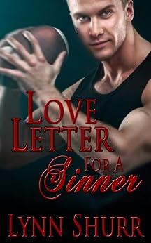Love Letter for a Sinner (The Sinners Sports Romances Book 5) by [Shurr, Lynn]