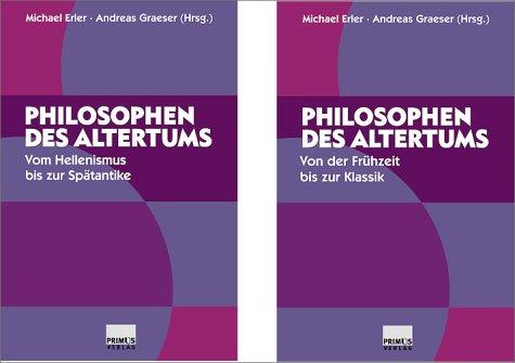 Philosophen Des Altertums Vom Hellenismus Bis Zur Spätantike