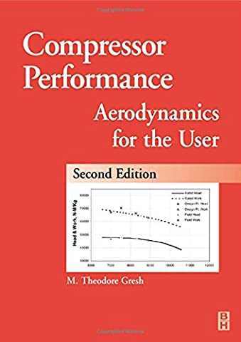 Compressor Performance, Second Edition: Aerodynamics for the User (Compressor Aerodynamics)