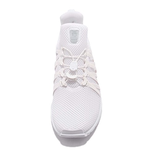 Nylon Gravity Shoes Nike Shox white Running Men's White White qHBAZSt