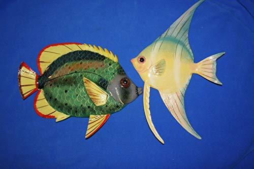 Colorful Sealife Nursery Wall Hangings, 3-D Vivid Colors, 11