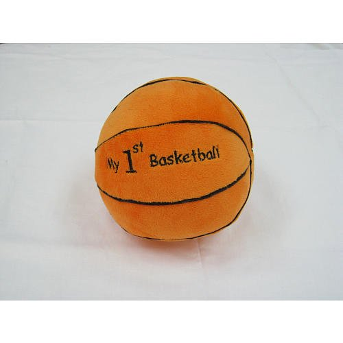 Babies US Plush First basketball product image