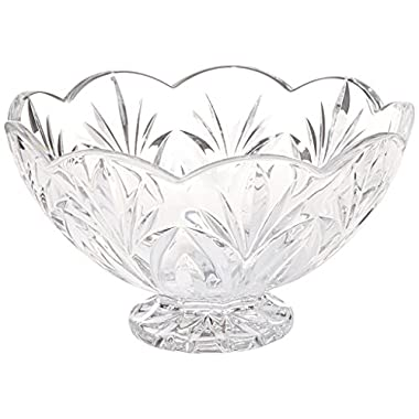 Marquis By Waterford Canterbury Bowl, 10 , Clear