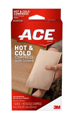 3M Large Reusable Cold Compress 207518 by ACE