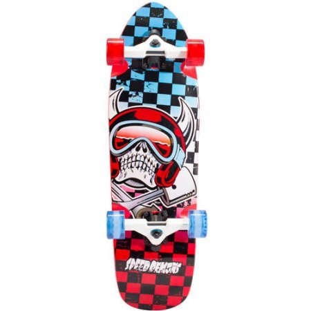 Speed Demons Complete Skateboard, 29'' x 9''