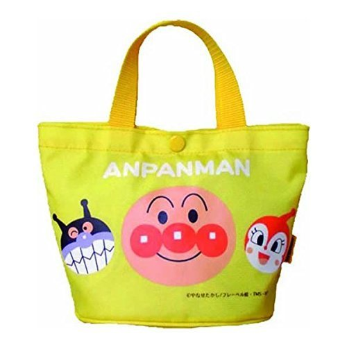 (Anpanman mini handbag yellow (japan import))