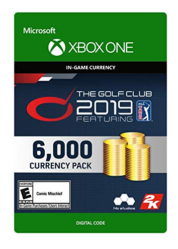 The Golf Club 2019 feat. PGA TOUR - 6,000 Currency - Xbox One [Digital Code]