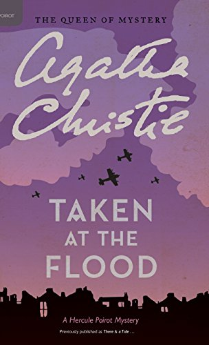 book cover of Taken at the Flood