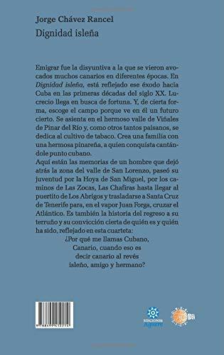 Dignidad isleña (Spanish Edition): Jorge Chávez Rancel: 9788499412214: Amazon.com: Books