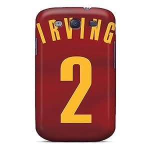 Excellent Design Cleveland Cavaliers Phone Case For Galaxy S3 Premium Tpu Case