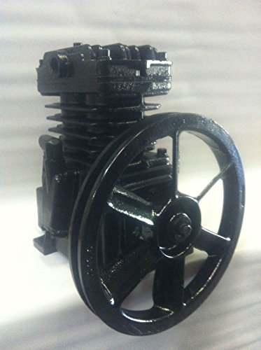 Schulz Single Stage Air Compressor Pump 2 / 3 / 5 HP, used for sale  Delivered anywhere in USA