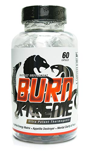 (Burn Xtreme - Thermogenic Fat Burner - Energy Supplement)