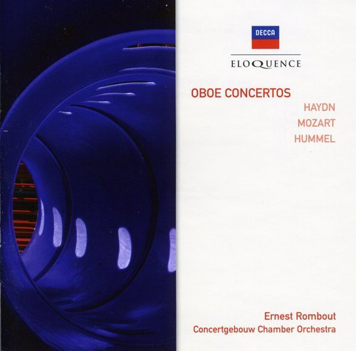 Haydn: Oboe Cto in C Major / Mozart: Oboe Cto K314 ()