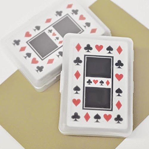 60 DIY Blank Playing Cards