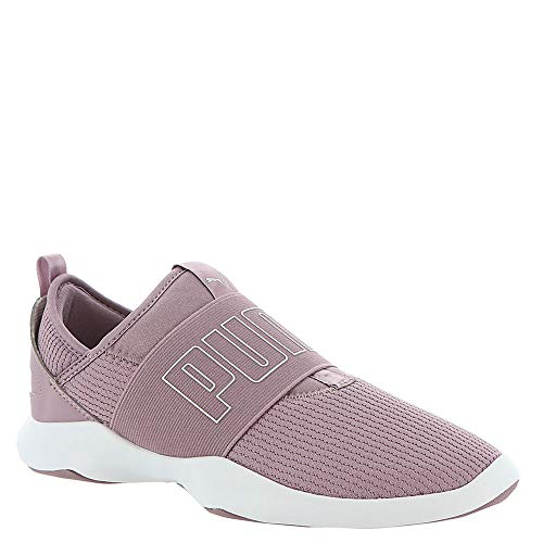 PUMA Women's Dare Interest Mesh Elderberry/Puma Silver 9 B US ()