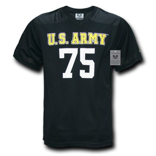 Rapiddominance Army Practice Jersey, Black, X-Large