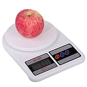 Firstchoicesale Sf-400 Stainless Steel 7kg Electronic LCD Weighing Machine(Assorted)
