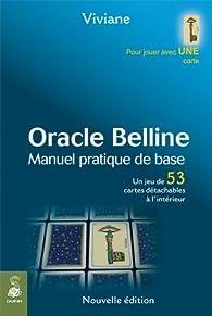 Oracle Belline : Manuel pratique de base par  Viviane