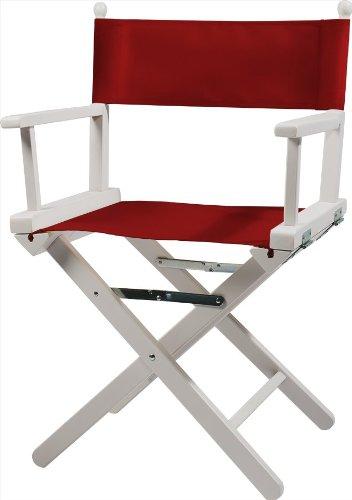 Moonich de director - Silla Alfred, madera color: blanco ...