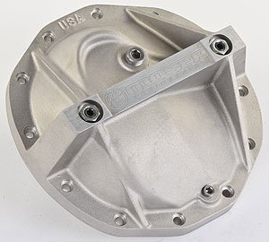 Moser Engineering 7110 Aluminum Rear Differential Cover for 12 Bolt GM Rear End by Moser Engineering (Image #2)