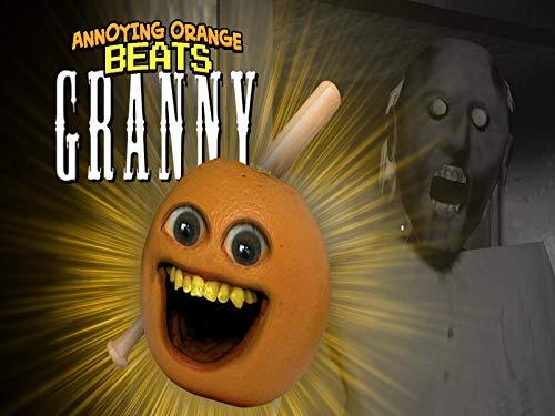 Clip: Annoying Orange Beats Granny!