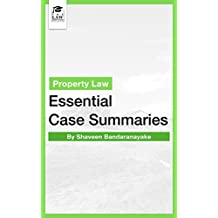 Property Law: Essential Case Summaries