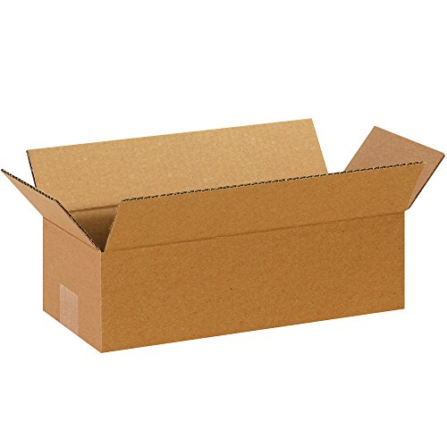BOX USA B1464 Long Corrugated Boxes, 14