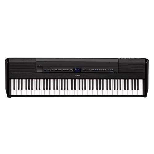 Used, Yamaha P515 88-Key Weighted Action Digital Piano, Black for sale  Delivered anywhere in USA