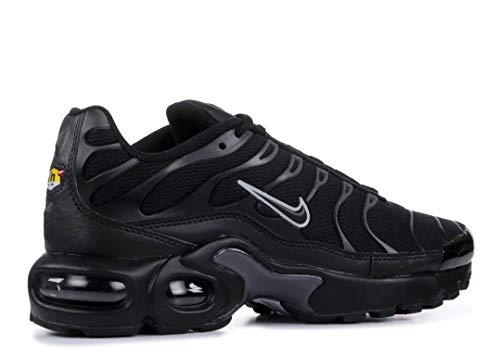 Boys Nike zwart loopschoenen Air Max Plus '' gs pzRwd