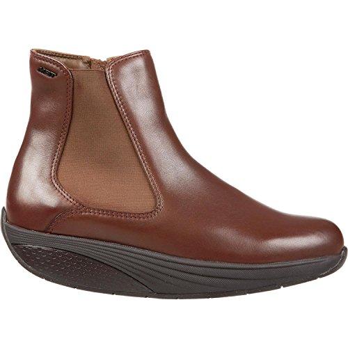 MBT Women's Arusi 6S W Ankle Boots, Brown (Dark Wood 025N), 7 UK ()