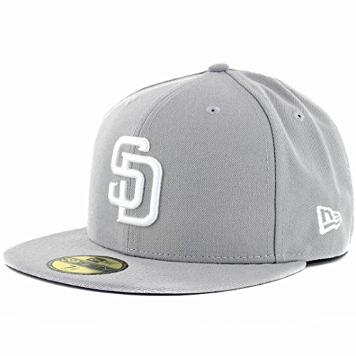 Padres Fitted Hats - 3