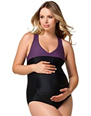 Rosewater by Cake Maternity Smoothie Maternity One-piece Swimsuit
