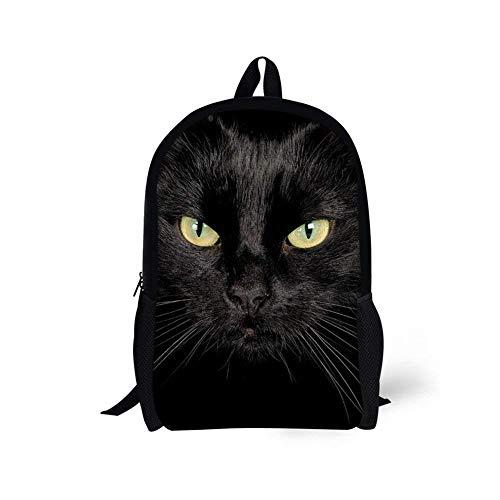 Zoo Animal Printed School Backpacks Book Bag for Boy Girl Gift Supplies -