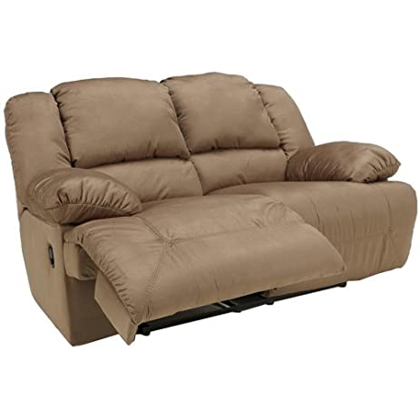 Exceptional Mocha Reclining Loveseat   Signature Design By Ashley Furniture