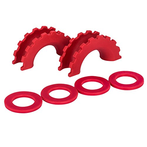 red d ring shackle - 6