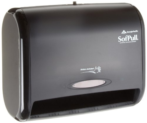 Touchless Paper Towel Dispenser ~ Georgia pacific sofpull automatic touchless paper