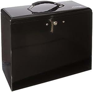 Master Lock File Safe, Locking Document Box, 0.49 Cubic Feet, 7148D