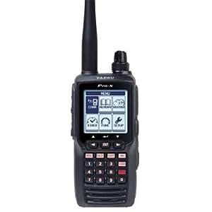 Yaesu FTA550 Handheld VHF Transceiver
