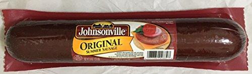 20oz Johnsonville Original Summer Sausage, Pack of 1