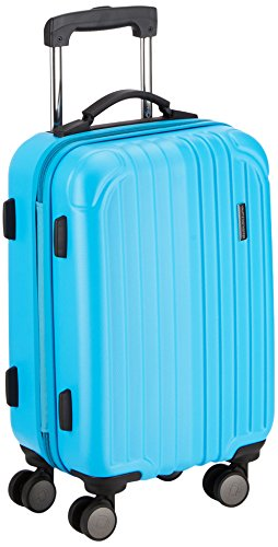 Hauptstadtkoffer Valigia, Cyan Blau (Blu) - 82861009